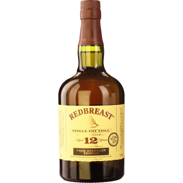 Redbreast 12 years Cask Strength batch b116 70CL