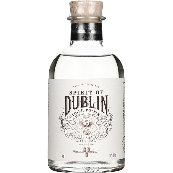 Teeling Poitin Spirit of Dublin 50CL