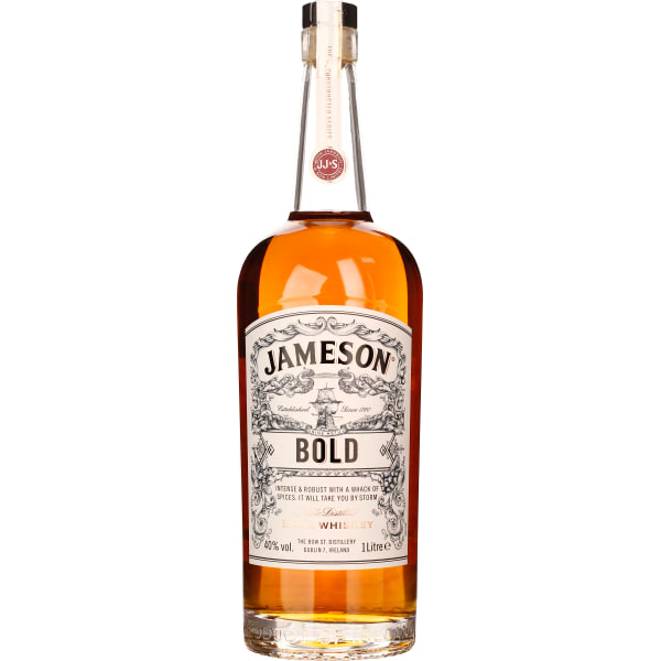 Jameson Bold Deconstructed Series 1LTR
