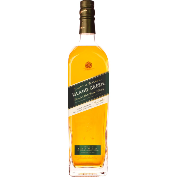 Johnnie Walker Island Green 1LTR