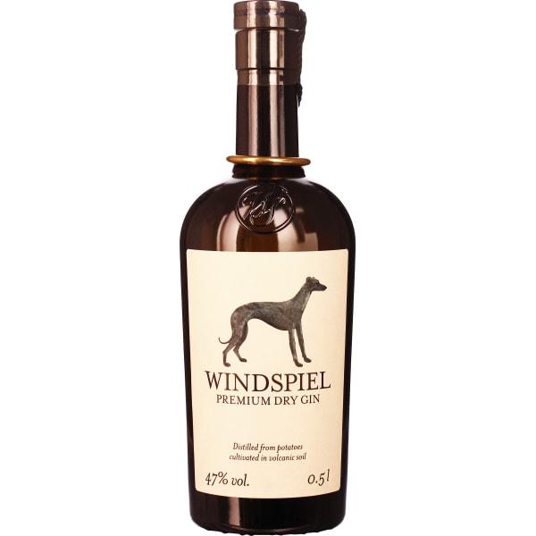 Windspiel Premium Dry Gin 50CL