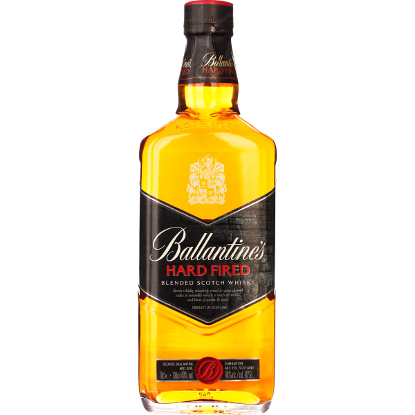 Ballantines Hard Fired 70CL