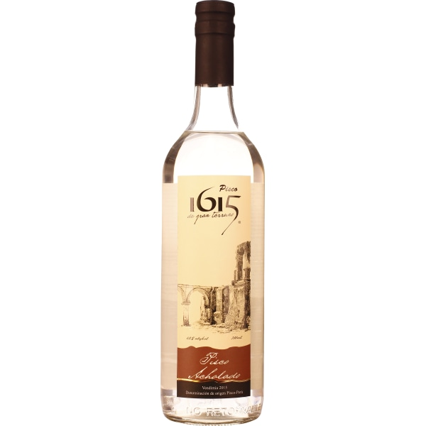 Pisco 1615 Acholado 70CL