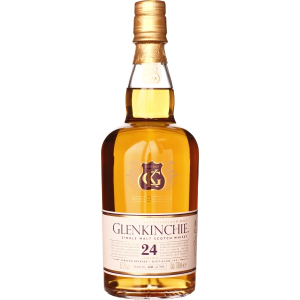 Glenkinchie 24 years Special Release 2016 70CL