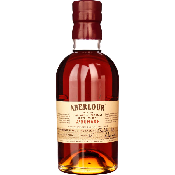 Aberlour ABunadh Batch 56 70CL