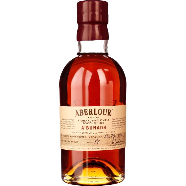 Aberlour ABunadh Batch 57 70CL