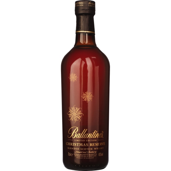 Ballantines Christmas Reserve Limited Edition 70CL