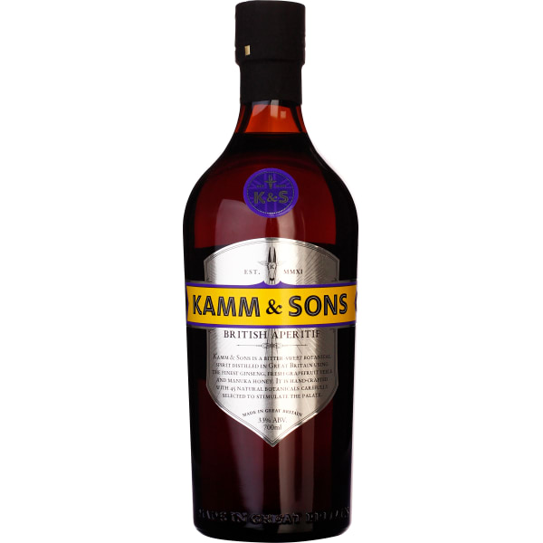 Kamm & Sons British Aperitif 70CL