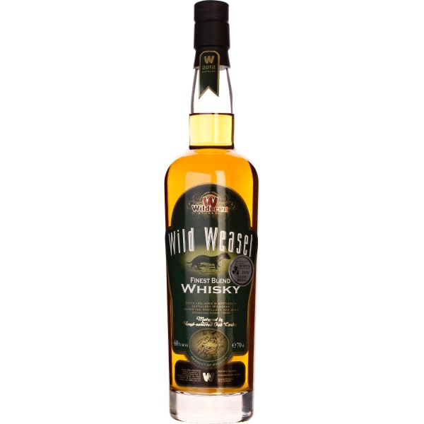 Wild Weasel Blended Malt 70CL