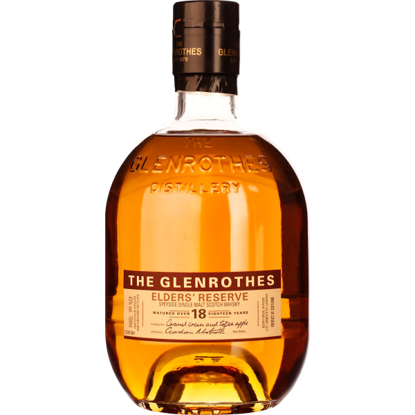 The Glenrothes 18 years Elders Reserve 70CL