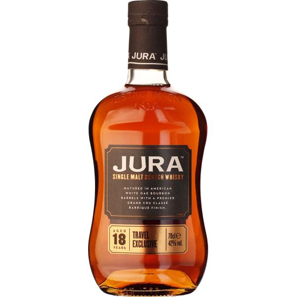 Isle of Jura 18 years Single Malt 70CL