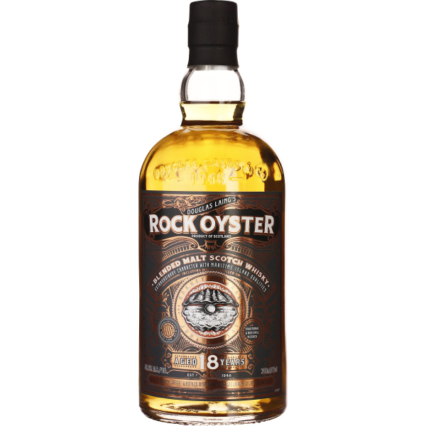 Douglas Laings Rock Oyster 18 years Limited Edition 70CL