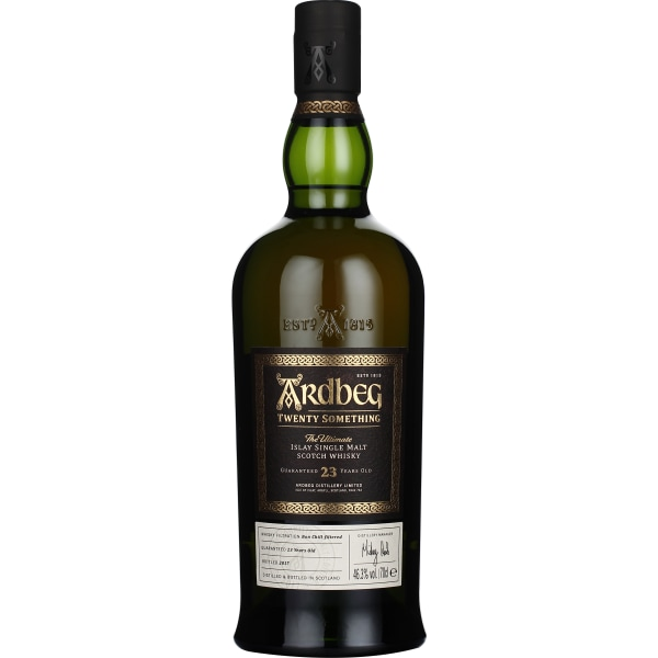 Ardbeg 23 years Twenty Something Single Malt 70CL whisky drankdozijn.nl