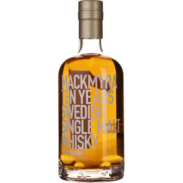 Mackmyra Ten Years Single Malt 70CL
