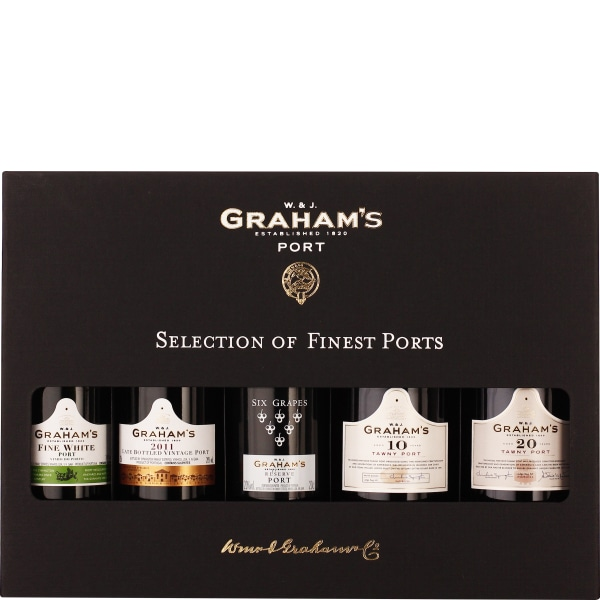 Grahams Port Selection Giftset 5x20CL