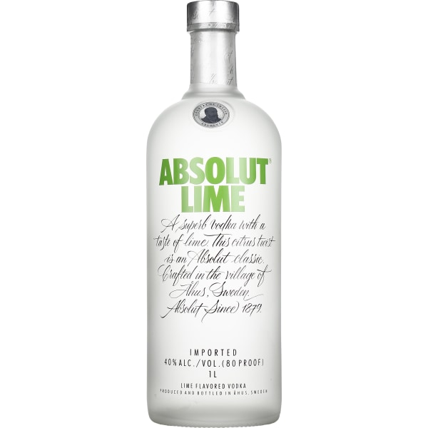 Absolut Lime 1LTR