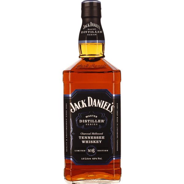 Jack Daniels Master Distillers No.6 1LTR