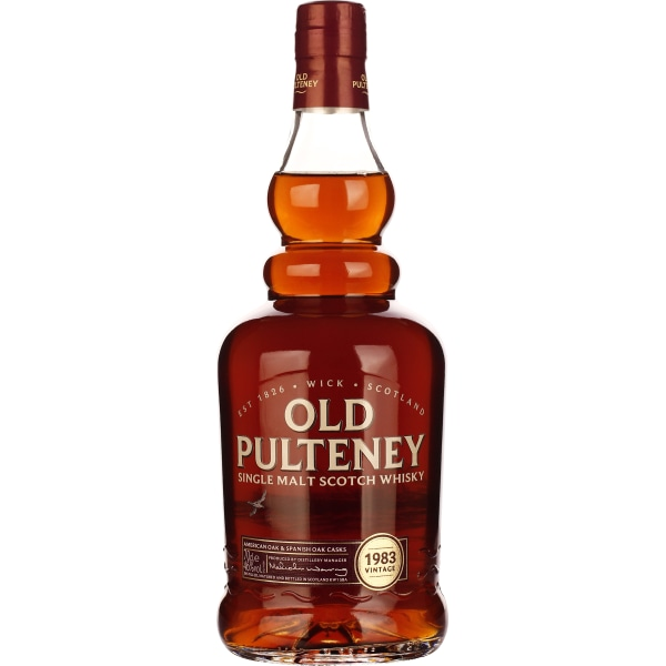 Old Pulteney Vintage 1983 70CL