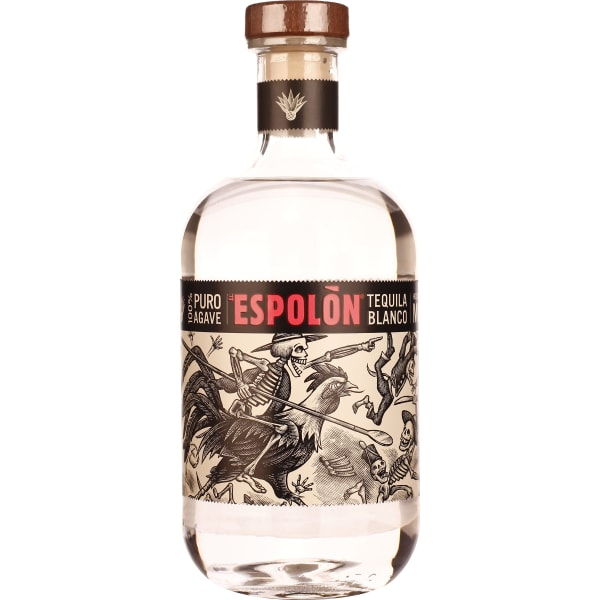 Espolon Blanco Tequila 70CL