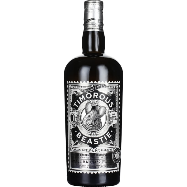 Douglas Laings Timorous Beastie 10 years 70CL