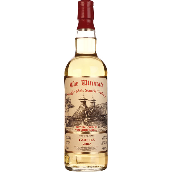 The Ultimate Caol Ila 2007 70CL