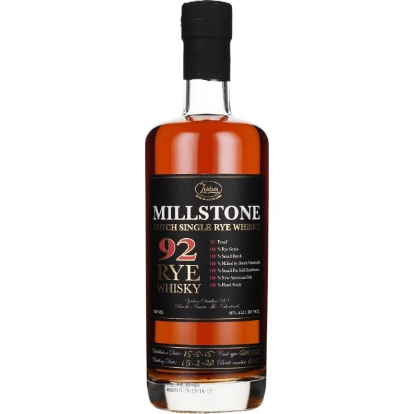 Millstone Rye 92 70CL