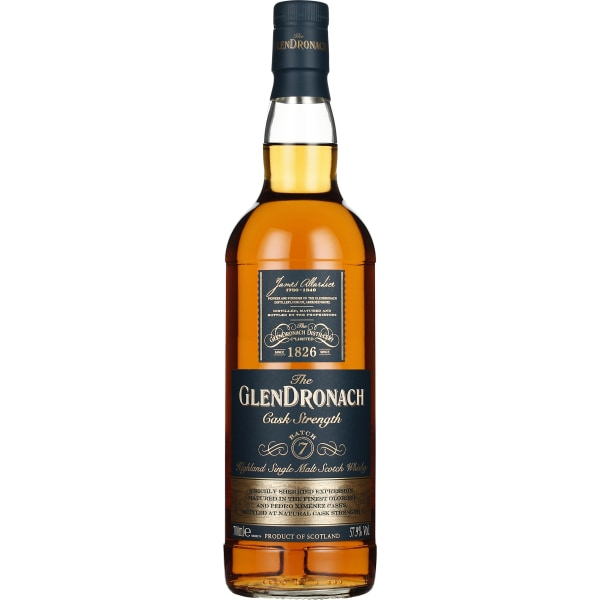 Glendronach Cask Strength Batch 7 70CL
