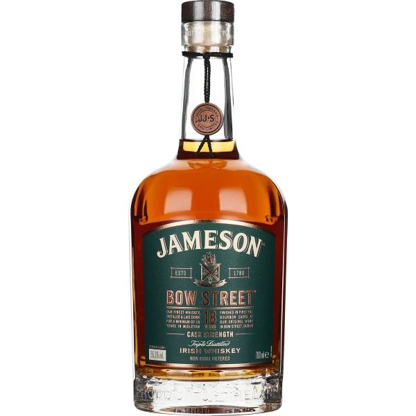 Jameson Bow Street 18 years 70CL