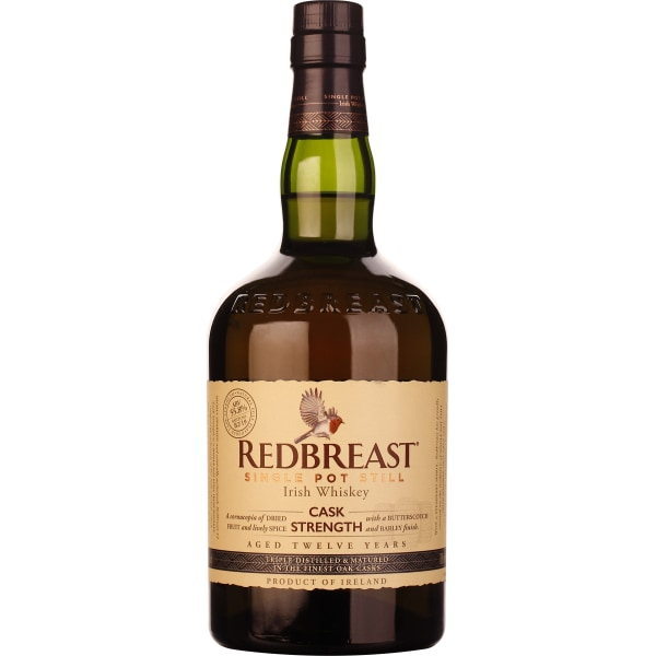 Redbreast 12 years Cask Strength Batch B219 70CL