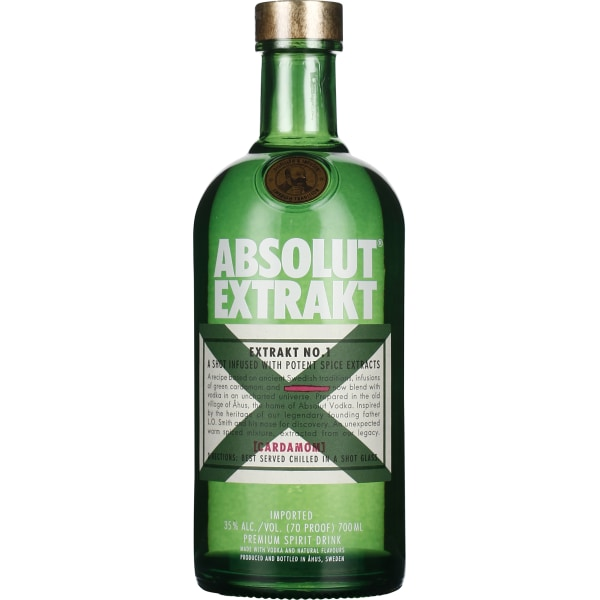 Absolut Extrakt 70CL