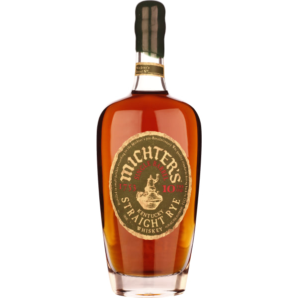 Michters 10 years Straight Rye 70CL