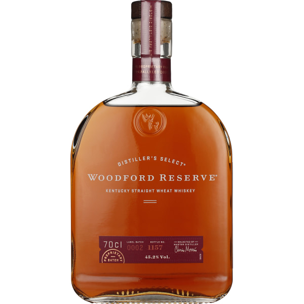 Woodford Reserve Wheat Whiskey 70CL