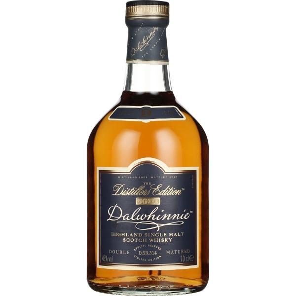 Dalwhinnie Distillers Edition 2005-2020 70CL