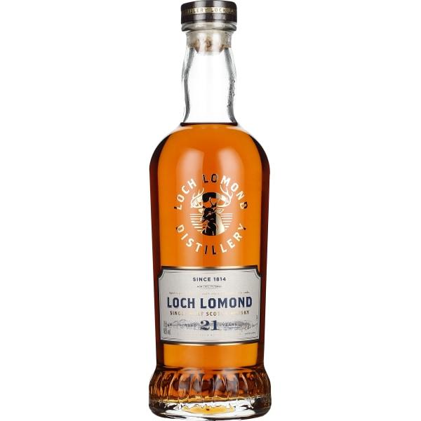 Loch Lomond 21 years Single Malt 70CL