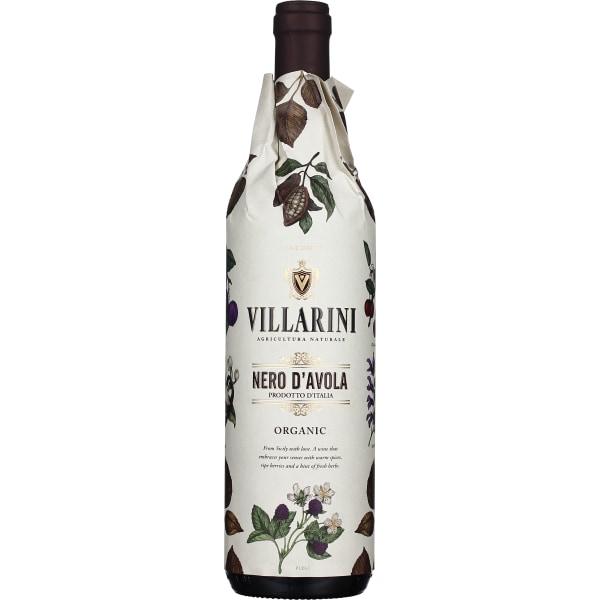 Villarini Nero dAvola Organic 75CL