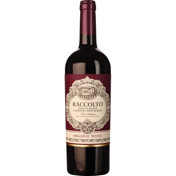 Raccolto Nero dAvola-Cabernet Sauvignon Organic 75CL