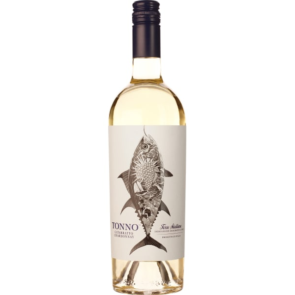 Tonno Catarratto-Chardonnay 75CL