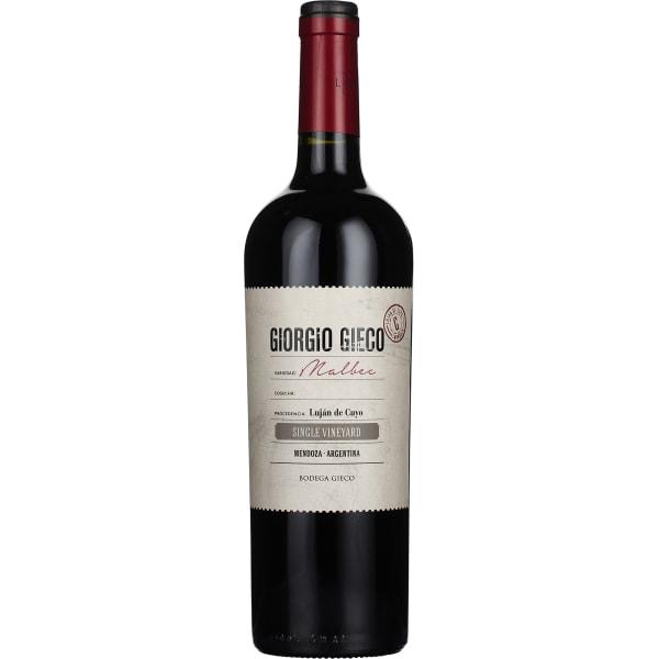 Giorgio Gieco Malbec Single Vineyard 75CL