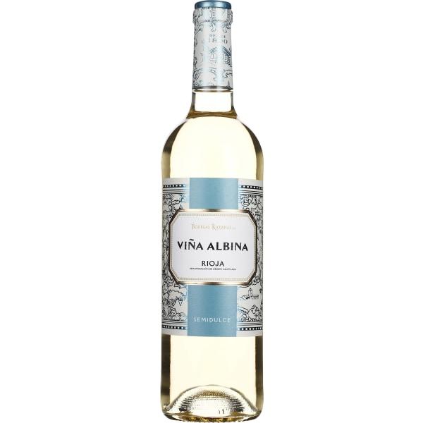 Via Albina Rioja Blanco 75CL