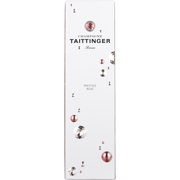 Taittinger Brut Rose in giftbox 75CL