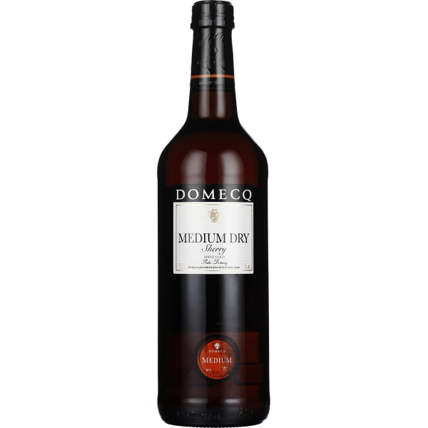 Domecq Sherry Medium Dry 75CL