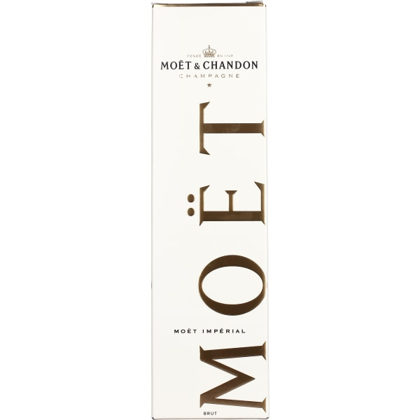 Moet&Chandon Imperial Brut Gold Edition Giftbox 75CL