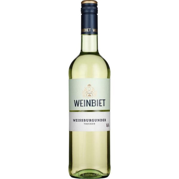 Weinbiet Weissburgunder Trocken 75CL