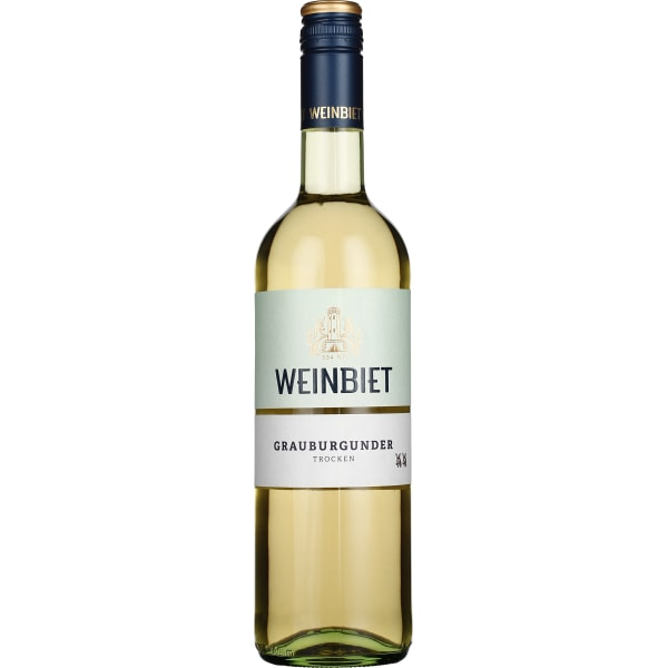 Weinbiet Grauburgunder Trocken 75CL