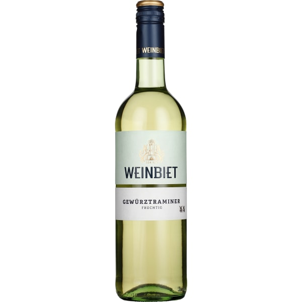 Weinbiet Gewurztraminer Fruchtig 75CL