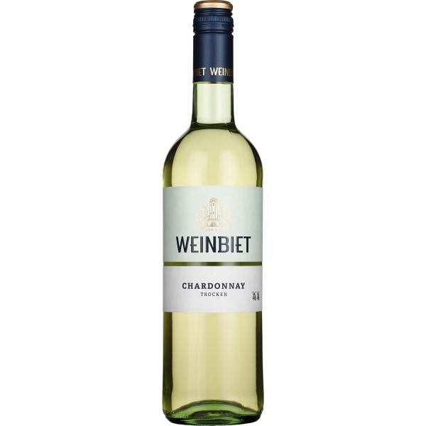 Weinbiet Chardonnay Trocken 75CL