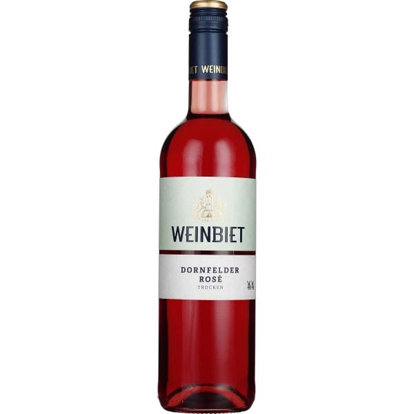 Weinbiet Dornfelder Rose Trocken 75CL