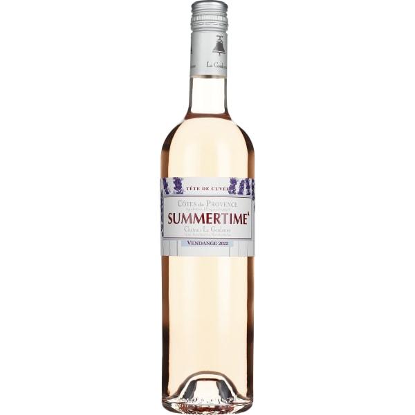 Summertime Cotes de Provence Rose 75CL