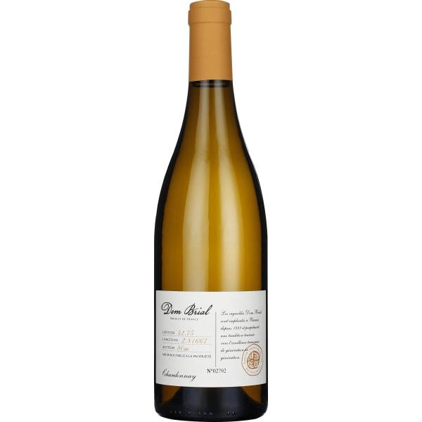 Dom Brial Chardonnay 75CL drankdozijn.nl
