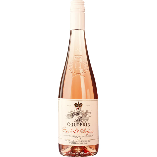 Couperin Rose dAnjou 75CL
